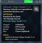 Fahimah's Magic Reader V 2.3