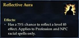Reflective Aura
