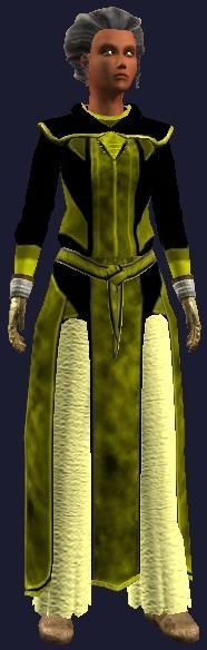 Arcane scientist's ceremonial (female)