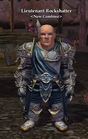 Lieutenant Rockshatter