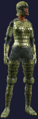 Orclord Brigandine (Armor Set) (Visible, Female)
