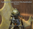 Automated Transactional Mechanobanker