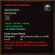 Coif of the Frostborn