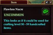 Flawless Nacre