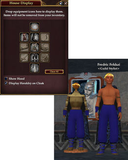 Hireling-uniform-display
