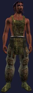 Dark Bargainers ceremonial (Armor Set) (Visible, Male)