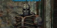 A vigilant watcher