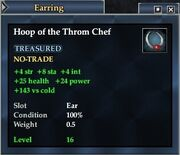 Hoop of the Throm Chef