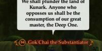 Gok'Chai the Substantiator