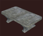 Hewn-stone-table