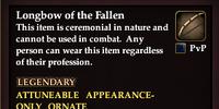 Longbow of the Fallen