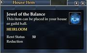 Jewel of the Balance
