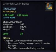 Gnomish Luclin Boots
