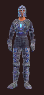 Scale Ethereal Steward's Armor (Armor Set) (Visible, Male)