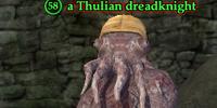 A Thulian dreadknight