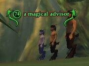 A magical advisor