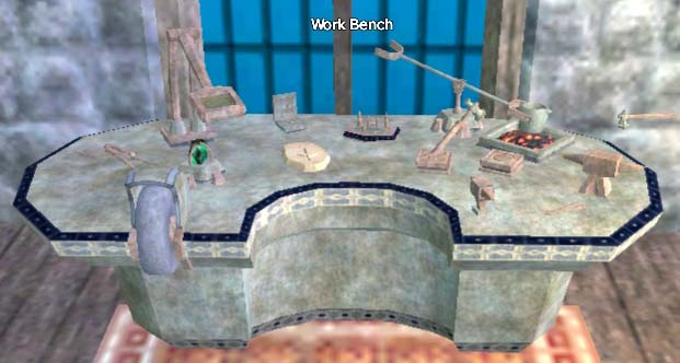 woodworking bench workbench