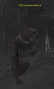 An undead othmir