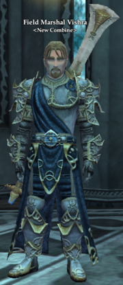 Field Marshal Vishra (Vesspyr Isles)