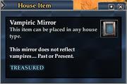 Vampiric Mirror