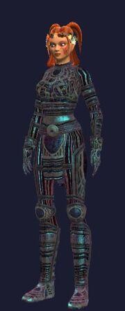 Furious Voidchanneled (Armor Set)