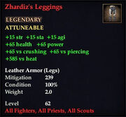 Zhardiz's Leggings