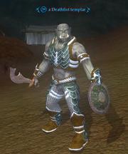 A Deathfist templar