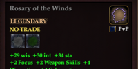 Rosary of the Winds