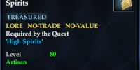 Blueprint: Gnomish Pirate Spirits