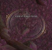 A pile of dragon bones