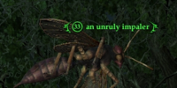 An unruly impaler