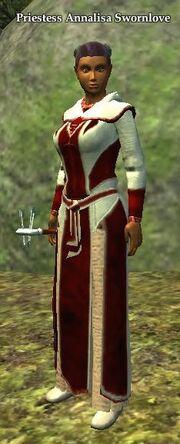 Priestess Annalisa Swornlove
