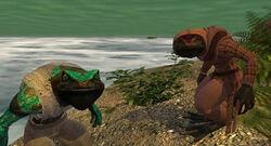 Frogloks - 'Hunted' 03