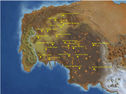 Jarsath Wastes Achievement Discovery Locations