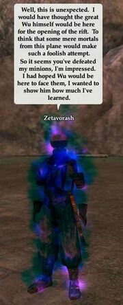 Zetovarash