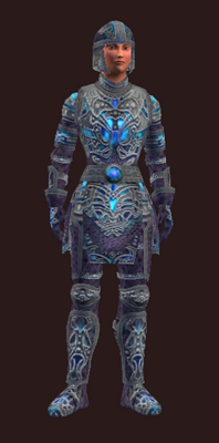 Darkened Ethereal Steward's Armor (Armor Set) (Visible, Male)