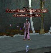Beam Handler Pin'Tannil