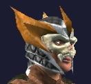 Hoo'Loh's Dark Helm (Equipped)