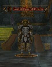 Portal Guard Graliz (Fabled)
