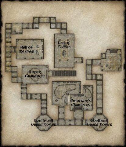 File:Map of Crushbone Keep Second Floor.jpg