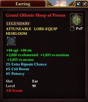 Grand Othmir Hoop of Prexus