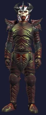 Somber Champion (Armor Set) (Visible, Male)