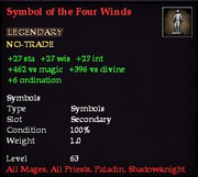 Symbol of the Four Winds