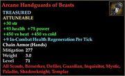 Arcane Handguards of Beasts