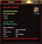 Iron Kite Shield