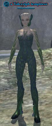 A Tidesylph temptress