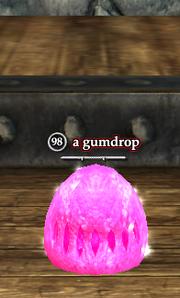 A gumdrop