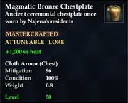 MagmaticBronzeChestplate