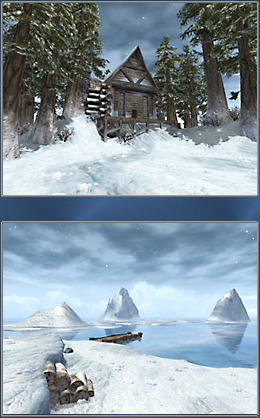 Snowy-dwelling