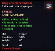 Ring of Relkententinar
